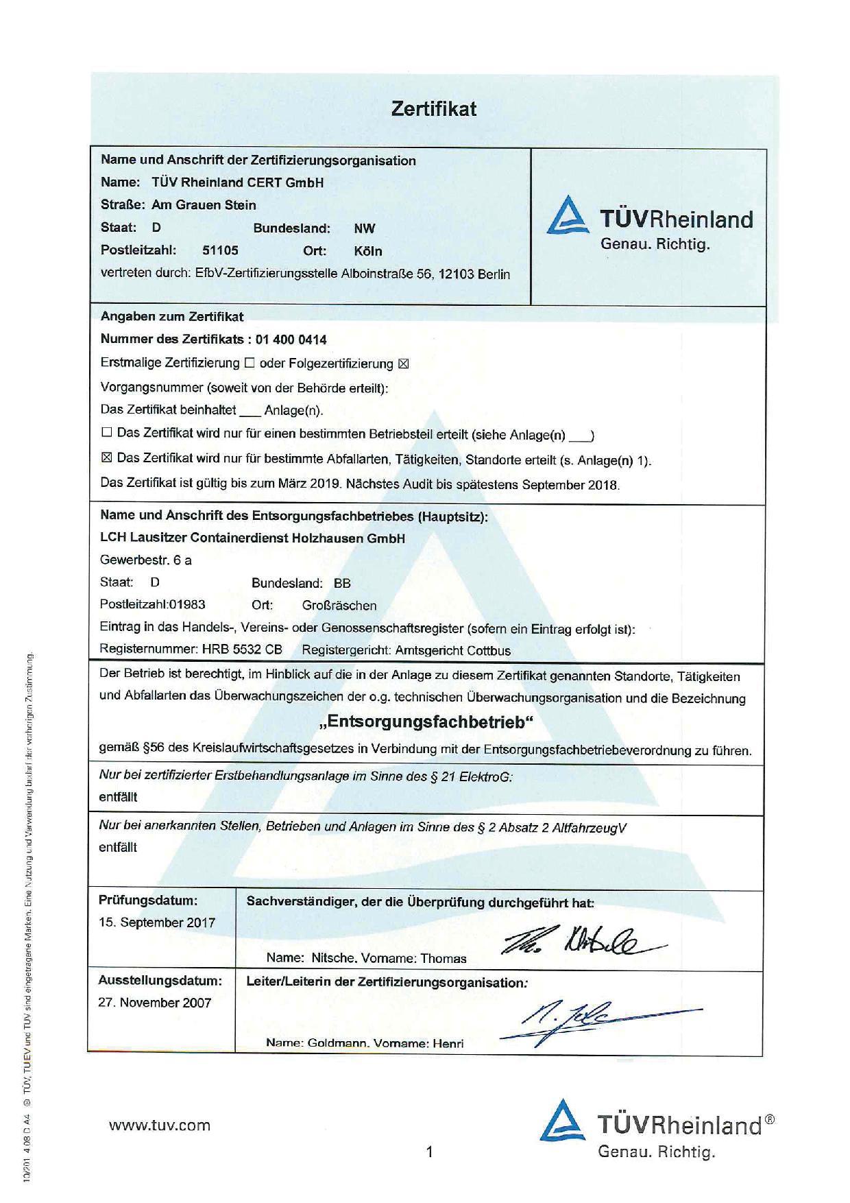Luxury Probe Der Zertifizierung Der Beschäftigung Festooning ...
